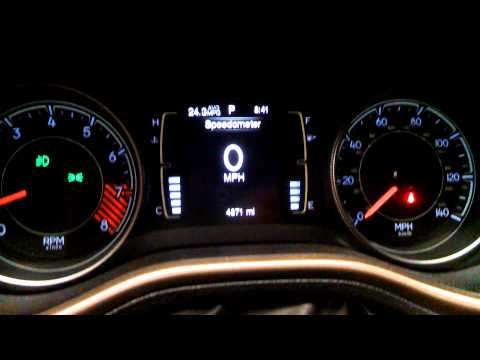 2014 Jeep Cherokee: Highest Average Dashboard MPG