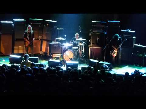 Dinosaur Jr, Don't Pretend You Didn't Know, Terminal 5, NYC, 12/1/12