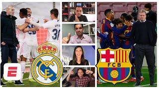 REAL MADRID vs BARCELONA. Los comparamos LÍNEA por LÍNEA. ¿Cuál es superior? | Exclusivos