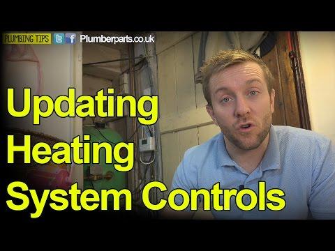 UPDATING HEATING CONTROLS - JOB 1 Drayton MiGenie- Plumbing Tips