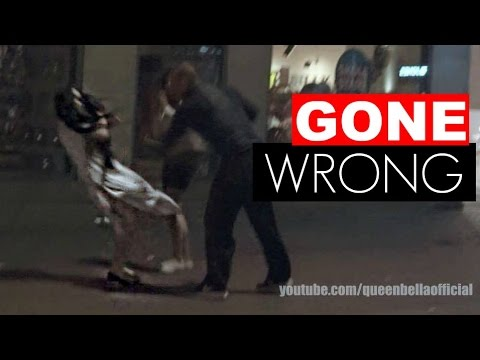 The Power Of MakeUp    Scary Dead Girl PRANK    Samara    GONE WRONG