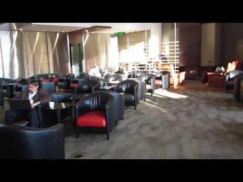 Air Canada Maple Leaf Lounge Calgary Airport YYC