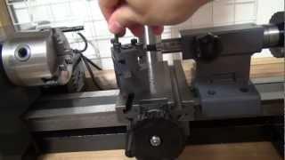 東洋アソシエイツ旋盤Compact7+ミーリングアタッチメント 開梱~設置~切削
