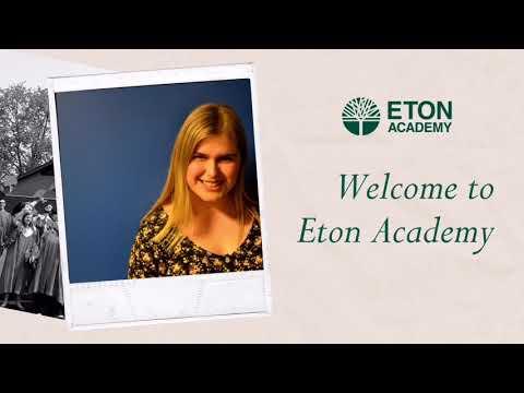 Eton Academy Overview