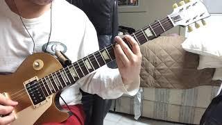 Black Night Town - Akihisa Kondou (My Guitar Cover) *Full Song*