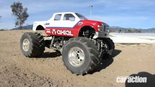 Axial Yeti Monster Truck