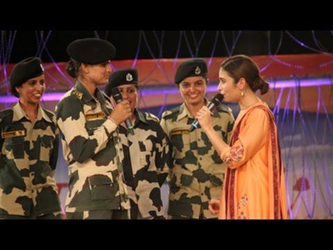 Jai Jawan: What Alia Bhatt learnt from the BSF