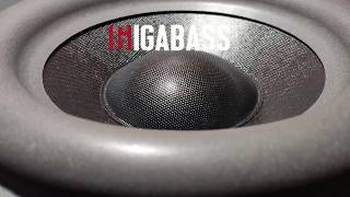 Gigabass Subwoofer Woofer Cooker Test | Massive Excursion from 10