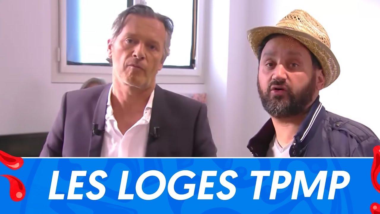 Les loges de TPMP : quand Jean-Michel  Maire veut être animateur
