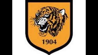 Hino Oficial do Hull City Association Football Club Ing