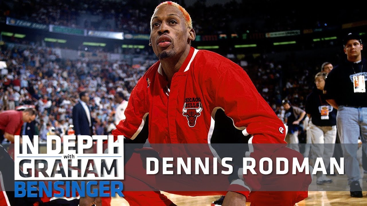 Dennis Rodman interview Our Chicago Bulls could beat any team