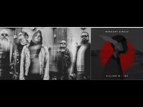 Mercury Circle (Swallow the Sun/Children of Bodom) new song Like Matches off Killing Moons