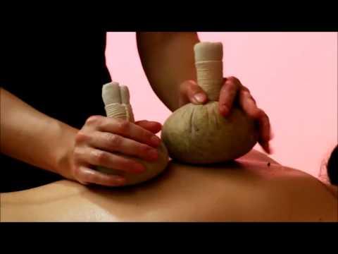Thai Herbal Massage Ball