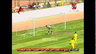 أهداف الأهلي 2 سبورت أكاديمي 0 وديا وليد سليمان و سعد سمير 27 فبراير 2016