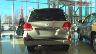 2012 Land Cruiser 200 Limited Edition in Khabarovsk 27RUS - Summit Motors - Auto Dealer Media
