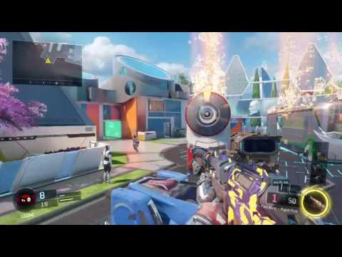 Call of duty black ops 3 Quick scoping