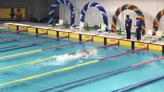 Katsumi Nakamura quebrou o recorde japonês e asiático nos 50 metros...