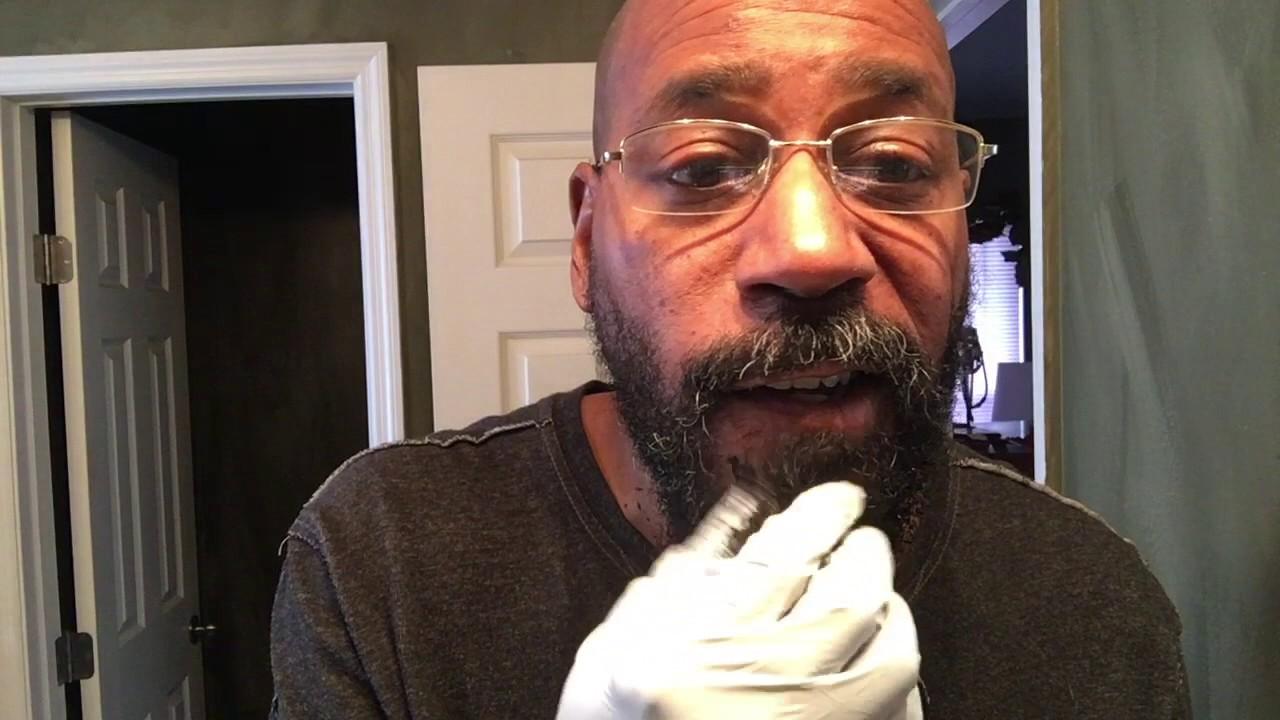 Gray Away Enhanced Henna Demonstration Youtube