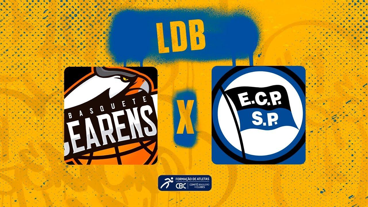 Basquete Cearense X Pinheiros   LDB 2021   1ª Etapa