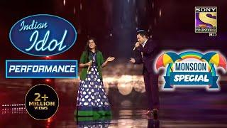 'Tip Tip Barsa' Song पर चलाया Sayali & Aditya ने अपना जादू | Indian Idol Season 12 | Monsoon Special