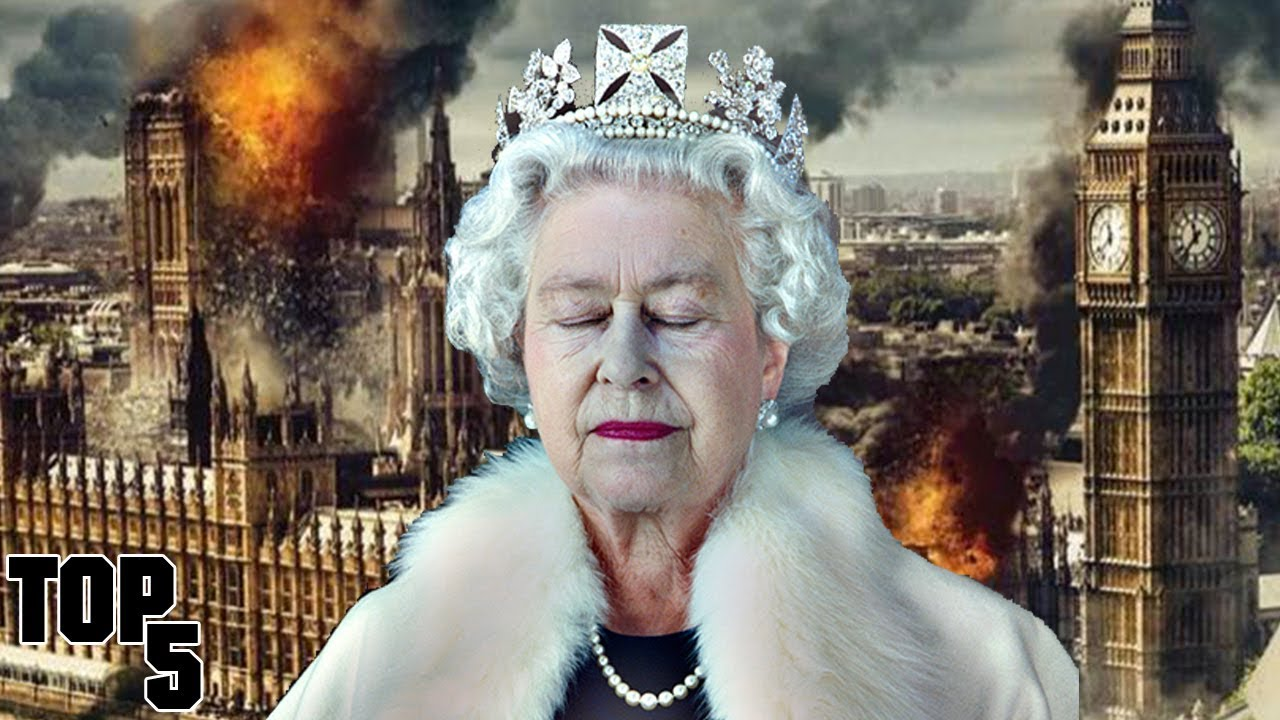 what happens when the queen dies - photo #32