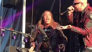 Helloween Dr. Stein Sweden Rock Festival 2018