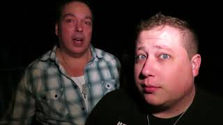 """GHOST CEMETERY """"There is only one big risk you should avoid , the risk of doing nothing."""" evp's"""