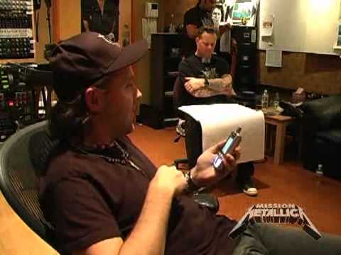 Mission Metallica: Fly on the Wall Clip (June 7, 2008) Thumbnail image