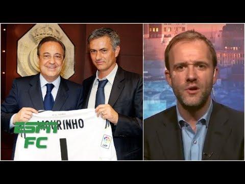 Jose Mourinho really might return to Real Madrid - Sid Lowe | La Liga News