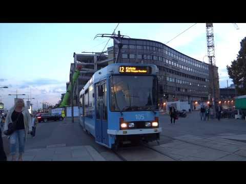 Oslo, Norway - Tramway HD (2013)