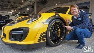 This TechArt GT Street R Looks Epic! | VISIT