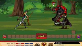 Let's Play Dragon Fable Pt 4 - The Dragon Egg Saga - Can't Speak Worth A Darn...