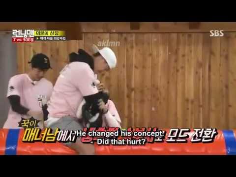 Good bye, Kim Jong Kook and Song Ji Hyo T T
