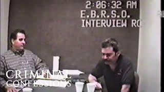 "Serial Killer Sean Vincent Gillis Confesses ""I Wanted To See Her Femur"""