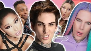 Jeffree Star's 'Jeff Dolan' Has Internet Shook! Ariana Grande Cut Her Ponytail?! (Celebrity Lowdown)