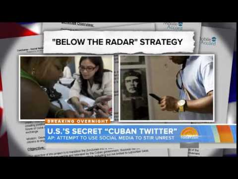 Twitter Cuba: Government Use of Social Media