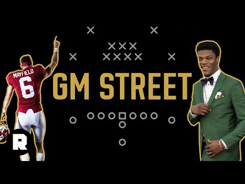 NFL Draft Round 1 Reactions | GM Street (Ep. 259)