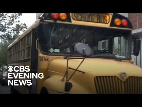 New York City students return to class as coronavirus cases spike
