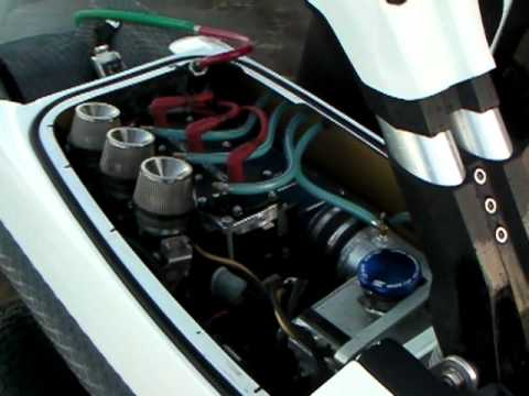 Superjet Engine Sj