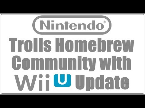 Hackers Predict Switch 6.0.0 Release // Greeted with WiiU 5.5.3 Update // All You Need to Know