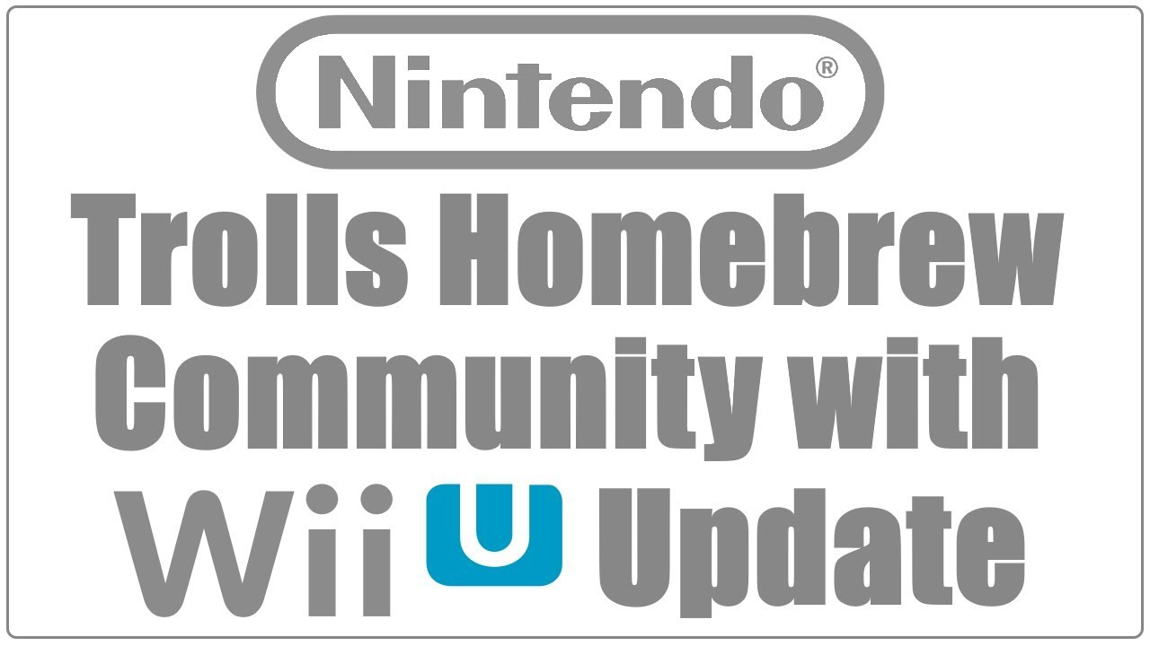 Hackers Predict Switch 6 0 0 Release // Greeted with WiiU 5 5 3 Update //  All You Need to Know