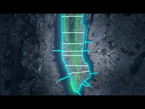 Loop NYC driverless-car proposal could give Manhattanites more time and green space