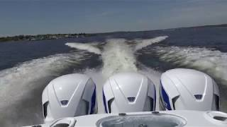 39' Yellowfin CC Triple 7's 1881 Horsepower Tuna Fishing