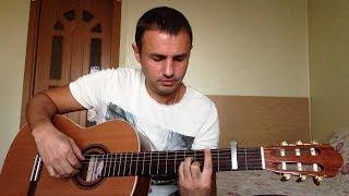 Там легионы ангелов стояли - красивая песня под гитару !!!
