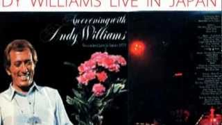 andy williams-14 live in japan-1973ー14   Impossible dream
