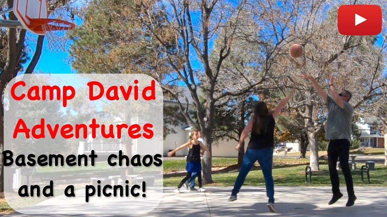 Camp David Adventures Episode 29 - YouTube