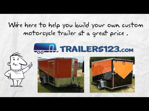 Alabama Motorcycle Trailers for Sale Near Me - See Alabama Motorcycle Trailers Here!
