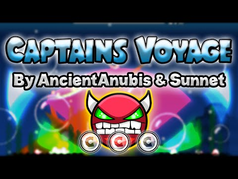 Geometry Dash [2.0] (Demon) - Captains Voyage by Anubis & Sunnet - GuitarHeroStyles