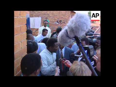 South Africa - Winnie Mandela Under Investigation