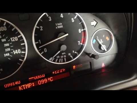 BMW E39 Temp. Gauge Adjustment Failure